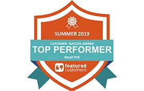 Summer 2019 Top Performer