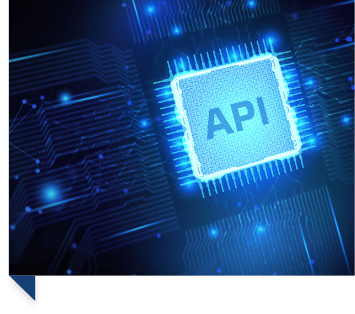 Open APIs for seamless integration and controlled costs