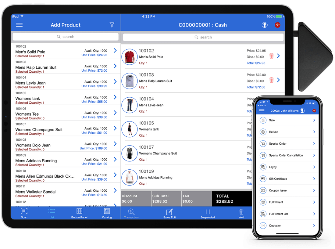 Free iVend Mobile POS Licenses