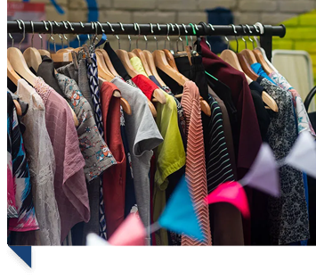 Rise in thrift shopping drives new focus on retail technology
