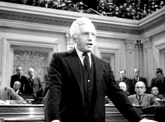 Image result for Mr. Smith Goes to Washington 1939 Claude Rains