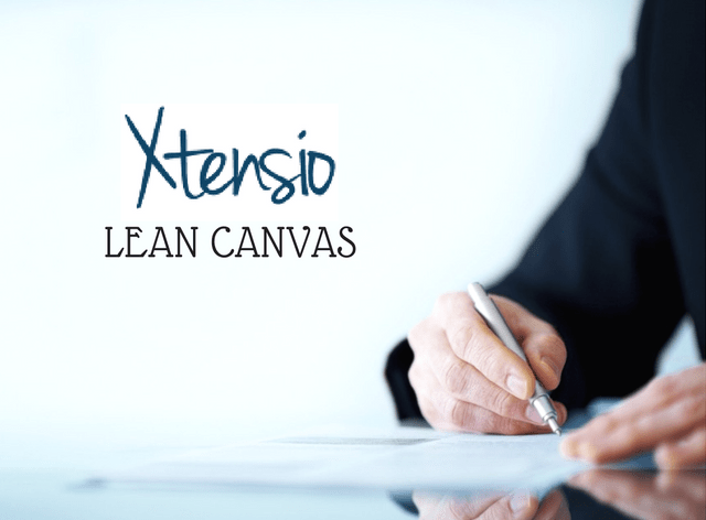 Lean Canvas  Capture Your Business In One Go