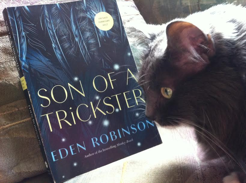 Book Review: Son of a Trickster by Eden Robinson