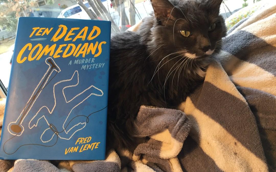 Book Review: Ten Dead Comedians by Fred Van Lente