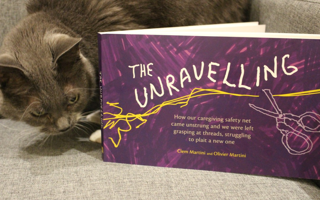 Book Review: The Unravelling by Clem Martini and Olivier Martini