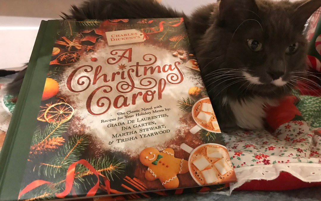 Book Review: A Christmas Carol Plus Recipes by Charles Dickens (and some other ladies)