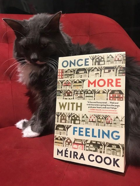 Book Review: Once More With Feeling by Meira Cook