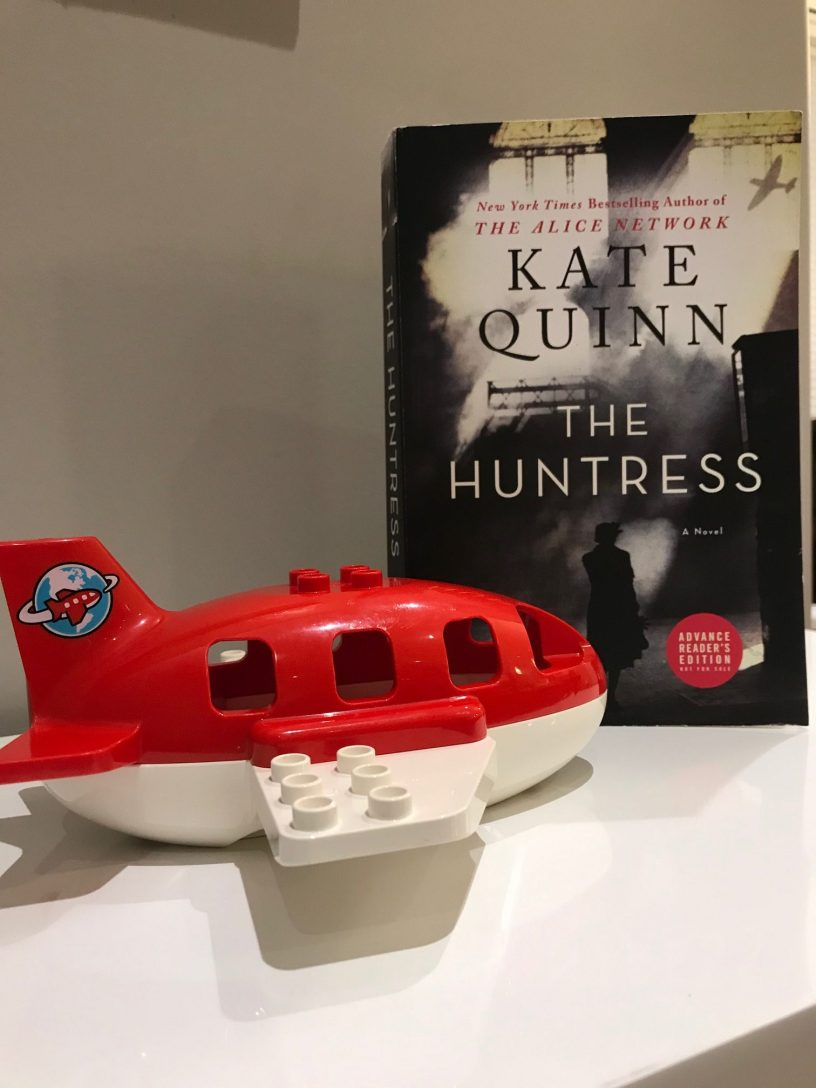 book cover of The Huntress by Kate Quinn