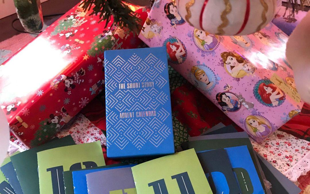 Video Book Review: Short Story Advent Calendar Re-Cap