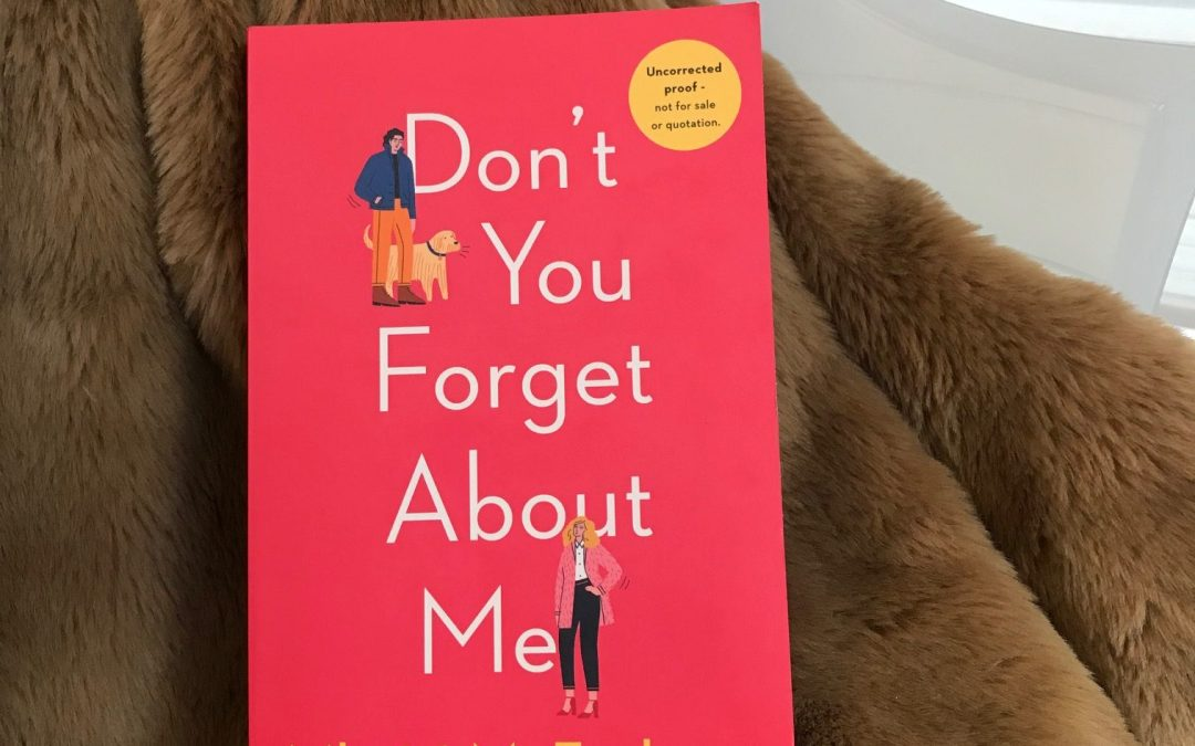 Book Review: Don't You Forget About Me by Mhairi McFarlane