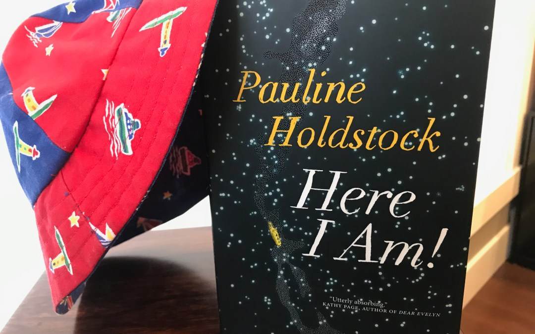 Book Review: Here I Am! by Pauline Holdstock