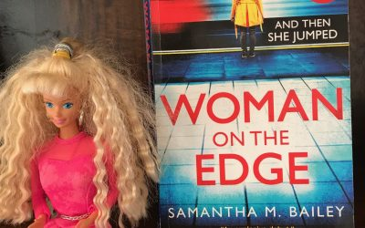 Book Review: Woman on the Edge by Samantha M. Bailey