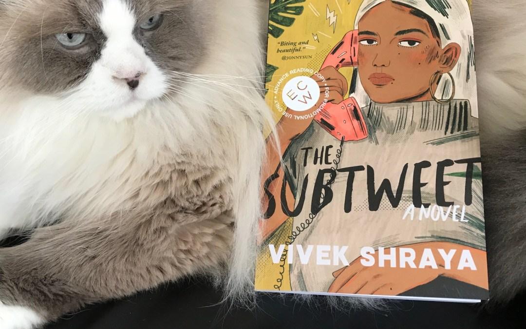 Book Review: The Subtweet by Vivek Shraya