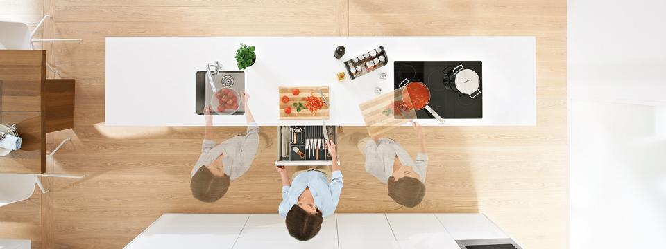organizacija praktične kuhinje