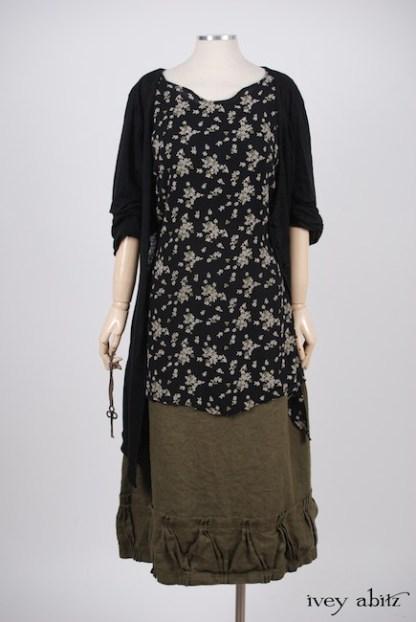 Gabled Skirt