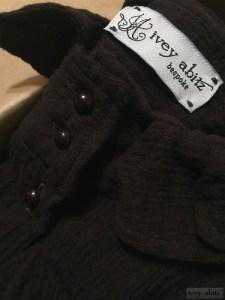 Ivey Abitz Bespoke Shirt label