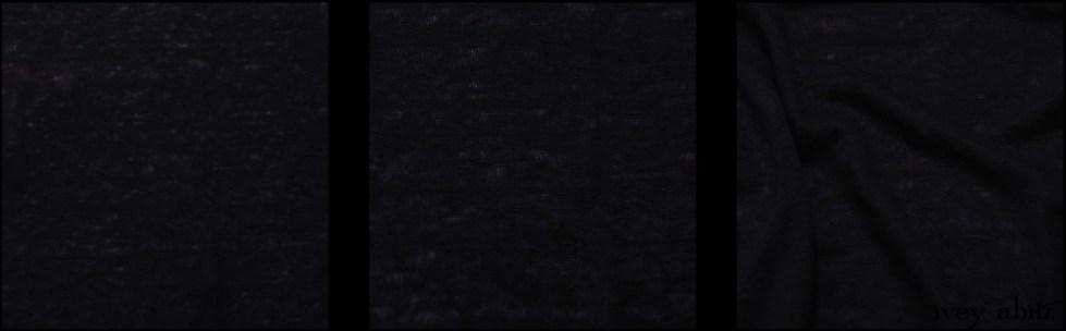 Onyx Lightweight Linen Knit