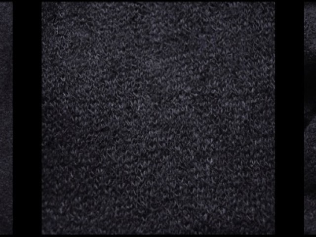 Pewter Mohair Knit
