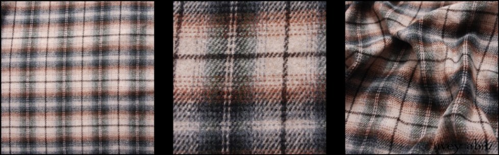 Tilled Field Plaid Wool