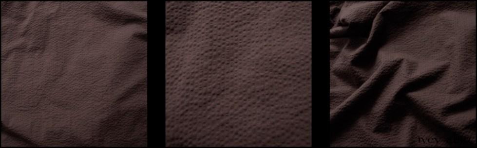 Tilled Field Puckered Striped Cotton