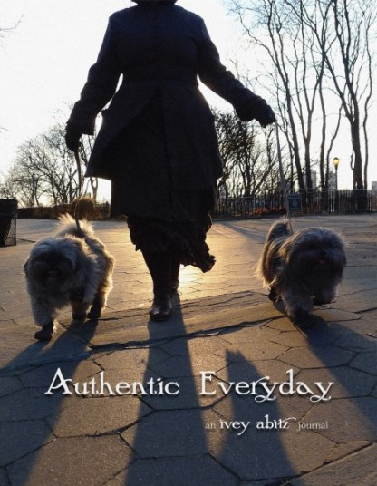 Authentic Everyday - an Ivey Abitz Magazine