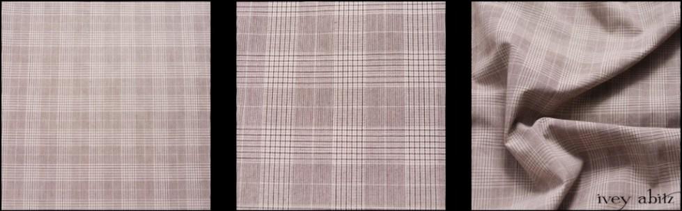 Brownstone Banister Glen Plaid Cotton
