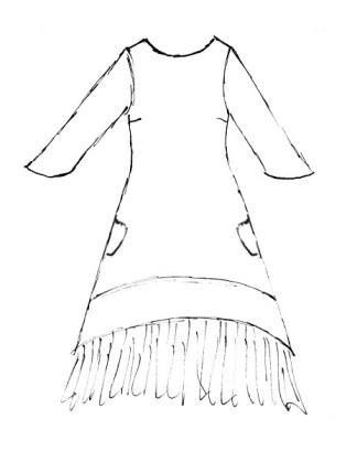 Blanchefleur Dress 1