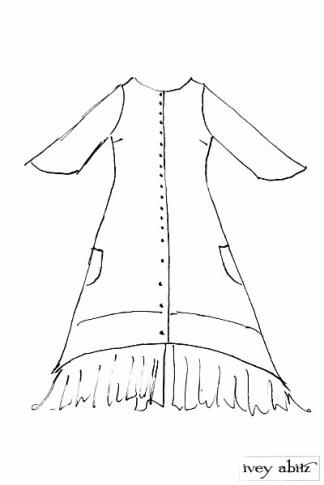 Blanchefleur Duster Coat 1