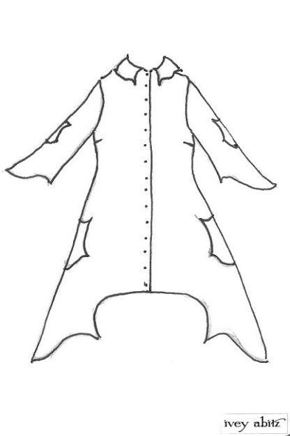 Chittister Duster Coat