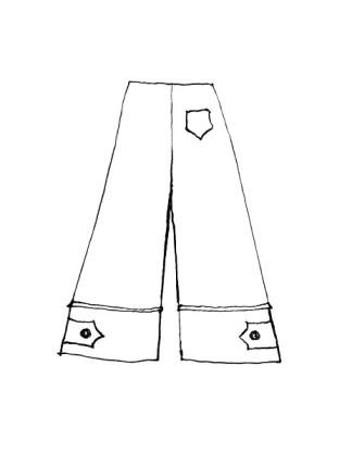 Baedeker Trousers 1