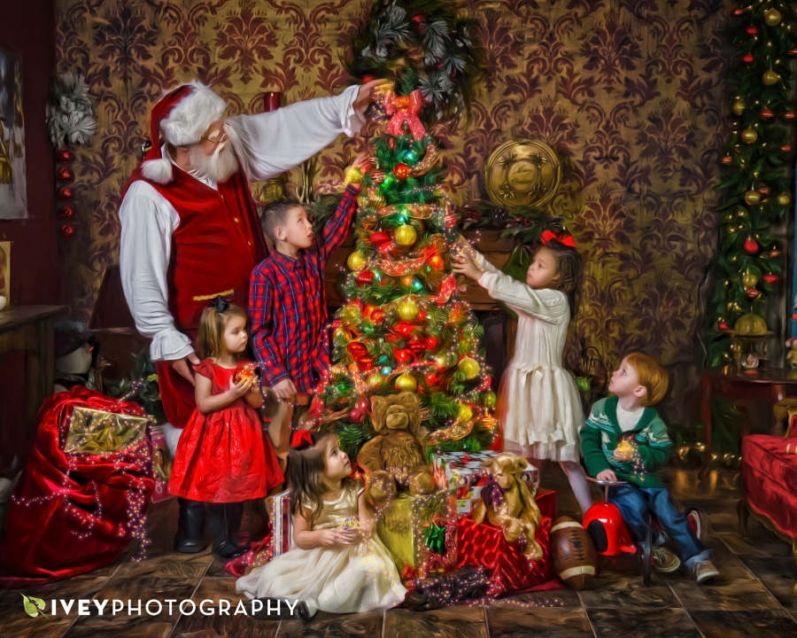 The Storybook Santa Experience Dallas Fort Worth