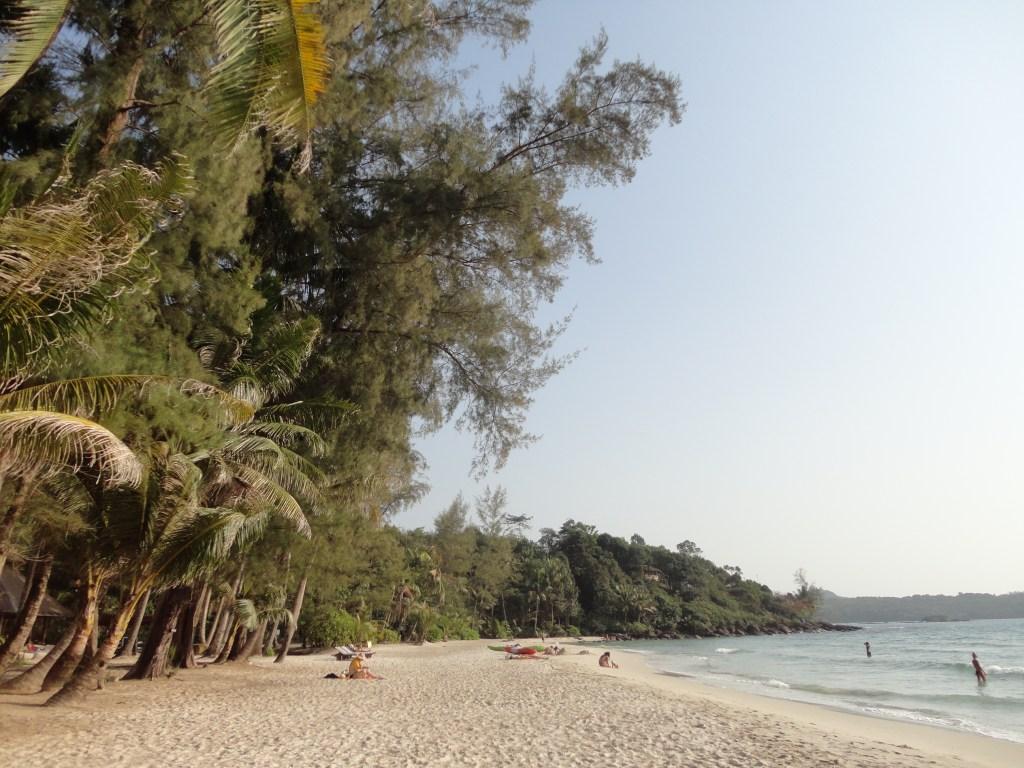 Koh Kood spiaggia