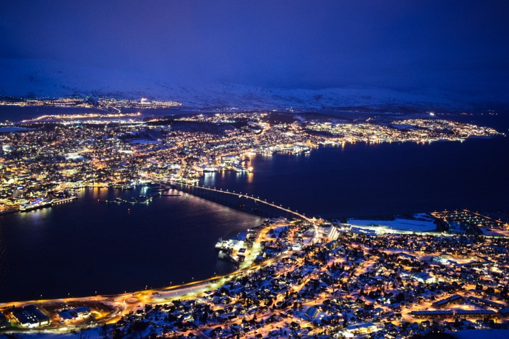 friluftsenter Tromsø