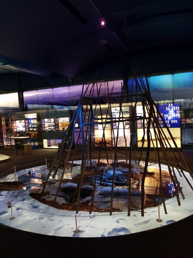 museo siida inari finlandia