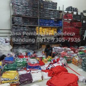 Jasa Pembuatan Bendera di Bandung, Pabrik Bendera di Bandung, Tempat Buat Bendera Partai di bandung 0813-2184-7425