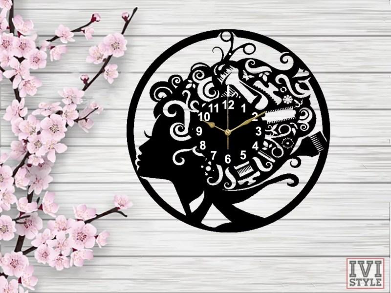 ceas pentru coafor