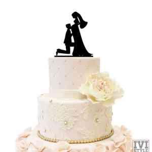 Cake Topper pentru Nunta 10