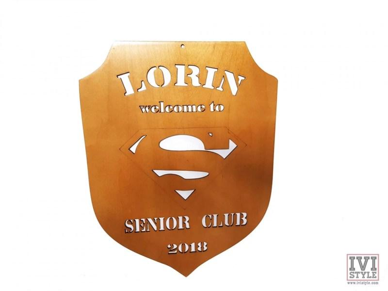 Placuta-Personalizata-Senior-Club
