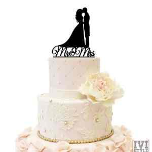 Cake Topper pentru Nunta 04