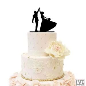 Cake Topper pentru Nunta 08