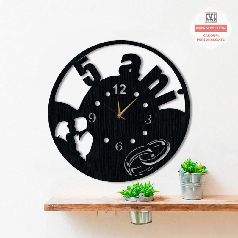 Ceasuri personalizate Aniversare