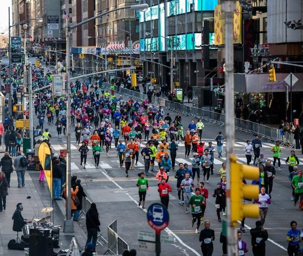 NYC Half 2013