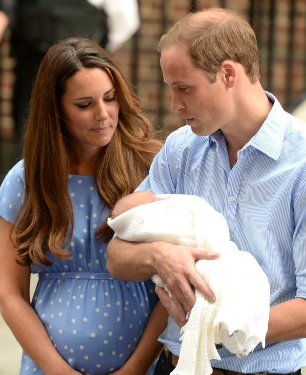 Kate 2 embarazo