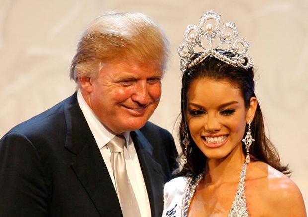 trum vende la organizacion Miss Universo