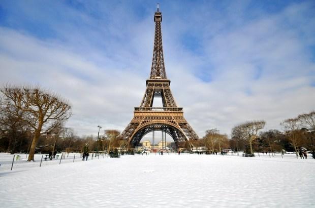 paris-invierno