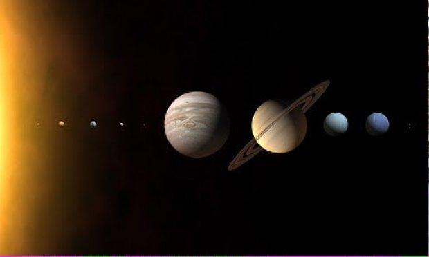 Alinen planetas