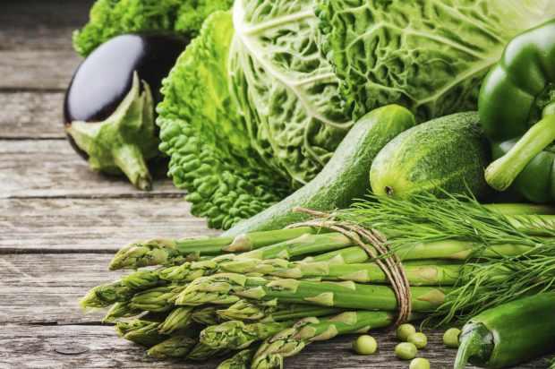 Saludables-vegetales
