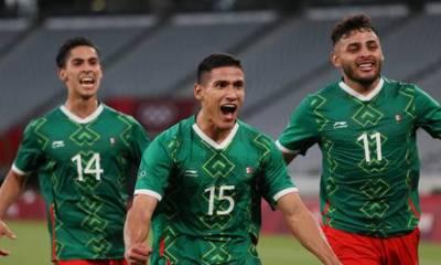 México fútbol