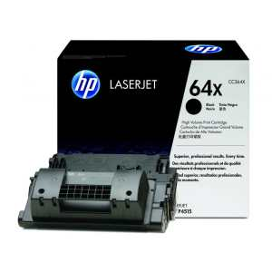 Заправка картриджа HP 64X (CC364X) в Москве