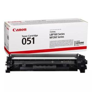 Заправка картриджа Canon 051 в Москве